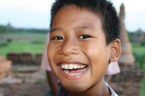 Birmanie-Mandalay, Combiné circuit et hôtel Splendeurs de Birmanie & Extension balnéaire N'Gapali