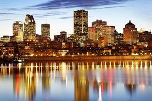 Canada-Montreal, Combiné hôtels Montreal / Nassau