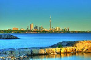 Canada-Quebec, Combiné hôtels Combiné Québec / Toronto 3*