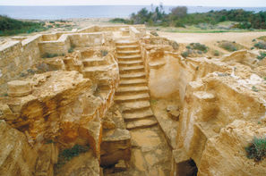 Chypre-Paphos, Circuit Grand Tour de Chypre et séjour au Framissima Coral Beach Hotel & Resort 5*