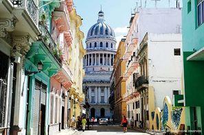 Cuba-Varadero, Combiné circuit et hôtel Au Coeur de Cuba 3/5* + Extension Balnéaire au Club Lookéa Peninsula Varadero 5*