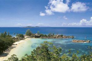 Dubai et les Emirats-Dubai, Combiné hôtels Dubai & Seychelles : Auris Plaza + Avani Barbarons Resort & Spa