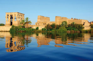 Egypte-Louxor, Combiné croisière et hôtel Rêverie sur le Nil 5* et Citadel Azur 5*