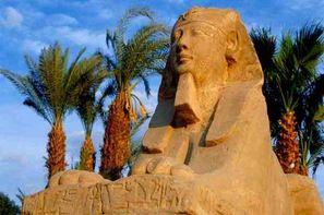 Egypte - Louxor, Combiné croisière et hôtel Rêverie sur le Nil et Marina Lodge