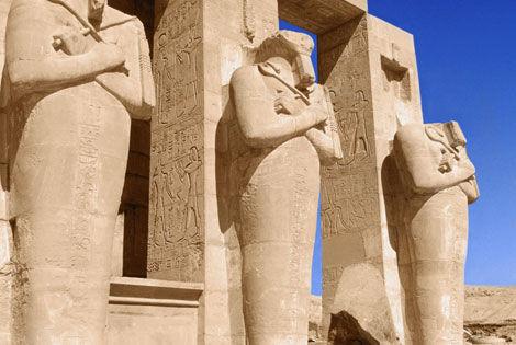 Ramses Combiné croisière et hôtel Nil & Sonesta Pharaoh5* Louxor Egypte