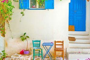 voyage santorin 9 s jours pas chers santorin vacances pas cher. Black Bedroom Furniture Sets. Home Design Ideas