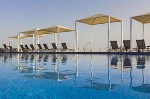 Oman-Muscate, Combiné hôtels Sultana extension Dubaï 4*