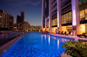 Panama-Panama, Combiné hôtels City & Pacific Panama