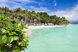 Philippines-Manille, Combiné hôtels Découverte de Manille et Boracay au Discovery Shores