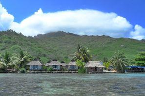Combiné hôtels 2 îles Tahiti et Moorea en Pensions de Famille