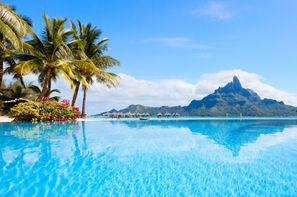 Combiné hôtels Passionnément Polynésie : combiné deux îles, Tahiti et Moorea