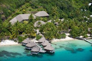 Combiné hôtels 3 îles Intercontinental / Maitai: Tahiti 4*, Mooréa 5* et Bora Bora 3*