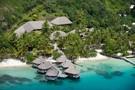 Polynesie Francaise - Papeete, COMBINE TROIS ILES - INTERCONTINENTAL-MAITAI TAHITI - MOOREA - BORA