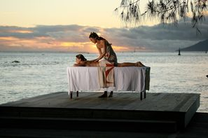 Polynesie Francaise - Papeete, Combiné hôtels Robinsonnade polynesienne 3/