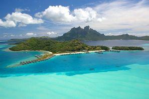 Polynesie Francaise-Tahiti, Combiné hôtels 2 îles Tahiti et Moorea : Hôtels Tahiti Nui et Hibiscus Moorea 2*