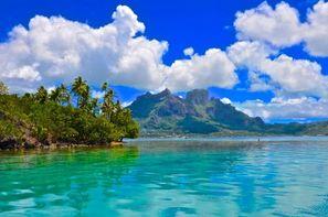 Polynesie Francaise-Tahiti, Combiné hôtels 2 îles Tahiti et Bora Bora : Hôtels Tahiti Nui et Maitai Polynesia 3*