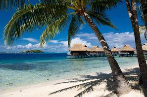 Polynesie Francaise-Tahiti, Combiné hôtels Combiné Quatre Iles - Intercontinental / Maitai: Tahiti - Moorea - Huahine - Bora Bora