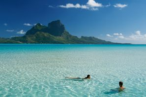 Polynesie Francaise-Tahiti, Combiné hôtels 3 îles Tahiti, Moorea et Bora Bora : Hôtels Tahiti Nui 3*, Hibiscus Moorea 2* et Maitai Polynesia 3*