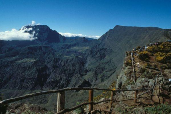 Maido - Vue sur le Piton des Neiges Autotour Découverte prestige Réunion et Maurice4* Saint Denis Reunion