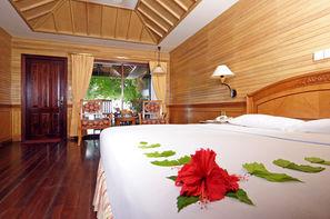 Sri Lanka-Colombo, Combiné circuit et hôtel Sri Lanka Authentique + Maldives au Royal Island