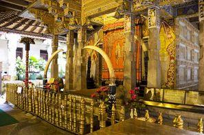 Sri Lanka-Colombo, Combiné hôtels Découverte de Kandy et Extension Balnéaire
