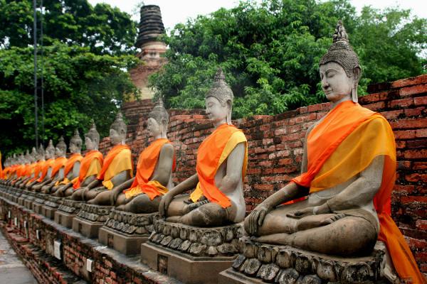 Ayutthaya Circuit Trésors du Siam et Farniente à Phuket au Deevana3* Bangkok Thailande