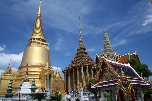 Bangkok Palace Circuit Trésors du Siam et farniente à Jomtien3* sup Bangkok Thailande