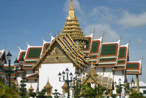 Bangkok Combiné circuit et hôtel Trésors du Siam et Farniente à Koh Samet au Samed Cabana Resort 3* Sup Charme Bangkok Thailande