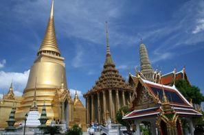 Thailande - Bangkok, Combiné circuit et hôtel Trésors du Siam et Farniente à Jomtien 3*