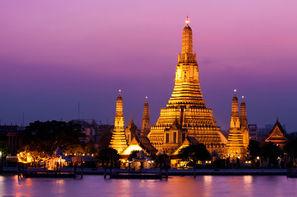 Thailande - Bangkok, Circuit Trésors du Siam et Farniente à Cha Am Cera PREMIUM