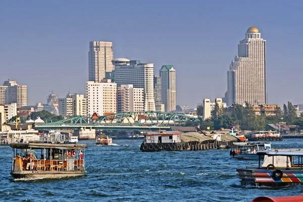 Bangkok Combiné circuit et hôtel Trésors du Siam et Farniente à Koh Samui à l'hôtel Lanna Samui Luxury Suite 4* Bangkok Thailande