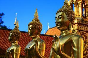 Thailande-Bangkok, Combiné circuit et hôtel Capitales du Siam et extension à l'hôtel Pullman Pattatya G 5*