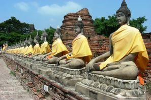 Thailande - Bangkok, Circuit Trésors du Siam 3* et Farniente à Phuket à l'Indigo Pearl