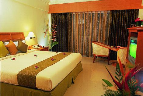 Chambre supérieure - Tresors du Siam et Phuket Seaview Patong Combiné circuit et hôtel Tresors du Siam et Phuket Seaview Patong Bangkok Thailande