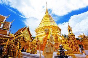 Thailande-Bangkok, Combiné circuit et hôtel L'Essentiel au Pays du Sourire & Plage à Hua Hin 3*
