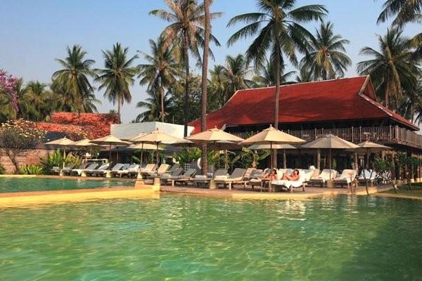 piscine - - Trésors du Siam 3* et farniente à l'Evason Hua Hin 5* Combiné circuit et hôtel - Trésors du Siam 3* et farniente à l'Evason Hua Hin 5* Bangkok Thailande