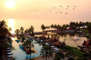 Thailande - Bangkok, Combiné circuit et hôtel Trésors du Siam 3* et farniente au Dusit Thani Hua Hin