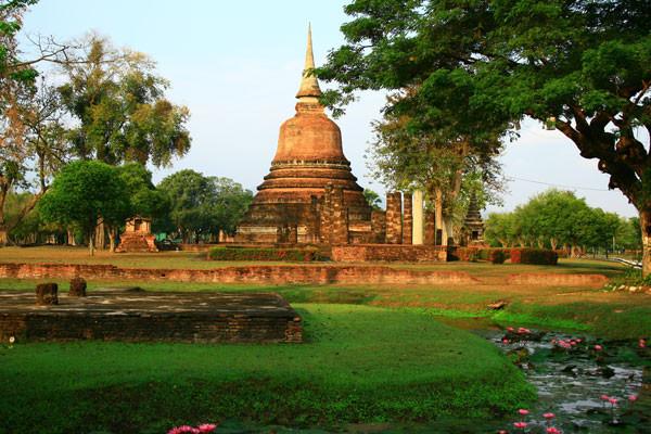 Sukhothai Circuit Trésors du Siam et Farniente à Phuket au Simplitel3* Bangkok Thailande