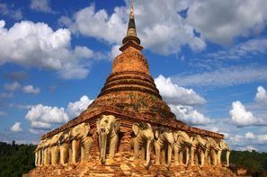 Thailande-Bangkok, Circuit Tresors du Siam 3* et farniente à Koh Samet à l'hôtel Samed Hideaway 3*