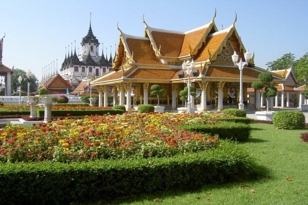 Trésors du Siam Combiné circuit et hôtel Trésors du Siam 3* & Farniente à Koh Samui au New Star Beach5* Bangkok Thailande