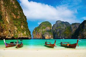 Thailande-Phuket, Combiné croisière et hôtel A la voile Phuket Dream + Hôtel Andaman Seaview