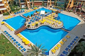 Turquie - Antalya, CIRCUIT TRESORS D'ANATOLIE+SEJOUR ALAIYE RESORT 5*