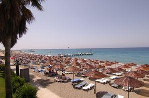 Turquie - Antalya, CIRCUIT TRESORS D'ANATOLIE ET SEJOUR AU MERYAN 5*