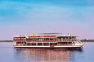 Croisiere au Fil du Mekong (pont Supérieur)