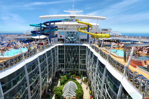 Etats-Unis-Fort Lauderdale, Croisière Harmony of the Seas - Bahamas, Saint Thomas et Saint Martin 5*