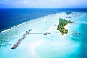 Maldives-Male, Croisière A la voile Maldives + séjour à l'hôtel Sun Island 5*