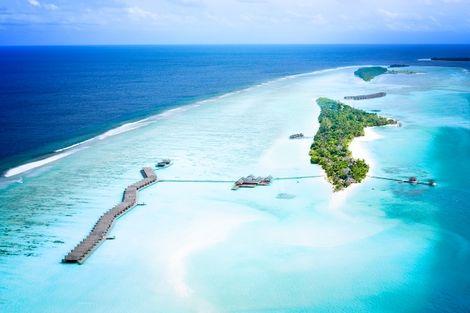 Illustration séjour : Hôtel Croisière A la voile Maldives + séjour ...