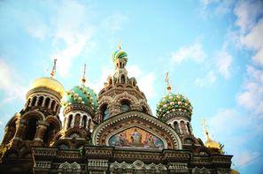 Croisière Russie - Les Incontournables de Moscou à Saint Petersbourg