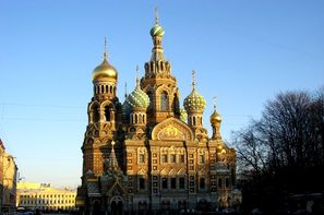 Russie-Saint Petersbourg, Circuit Croisière en Russie - Les incontournables de Saint Petersbourg à Moscou 4*