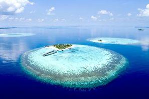 Maldives - Male, Croisière A la voile Maldives